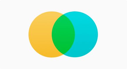 Об'єднання: діаграма Венна