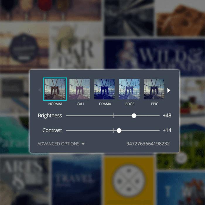 Canvaの画像加工フィルターを使って、ブランドイメージの統一感を簡単に出す方法