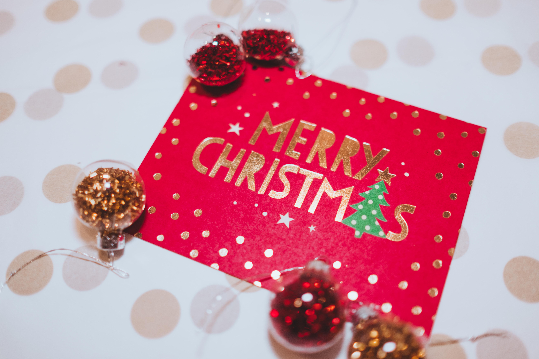 クリスマスカードを手作りしよう!コツ・事例・テンプレートまとめ