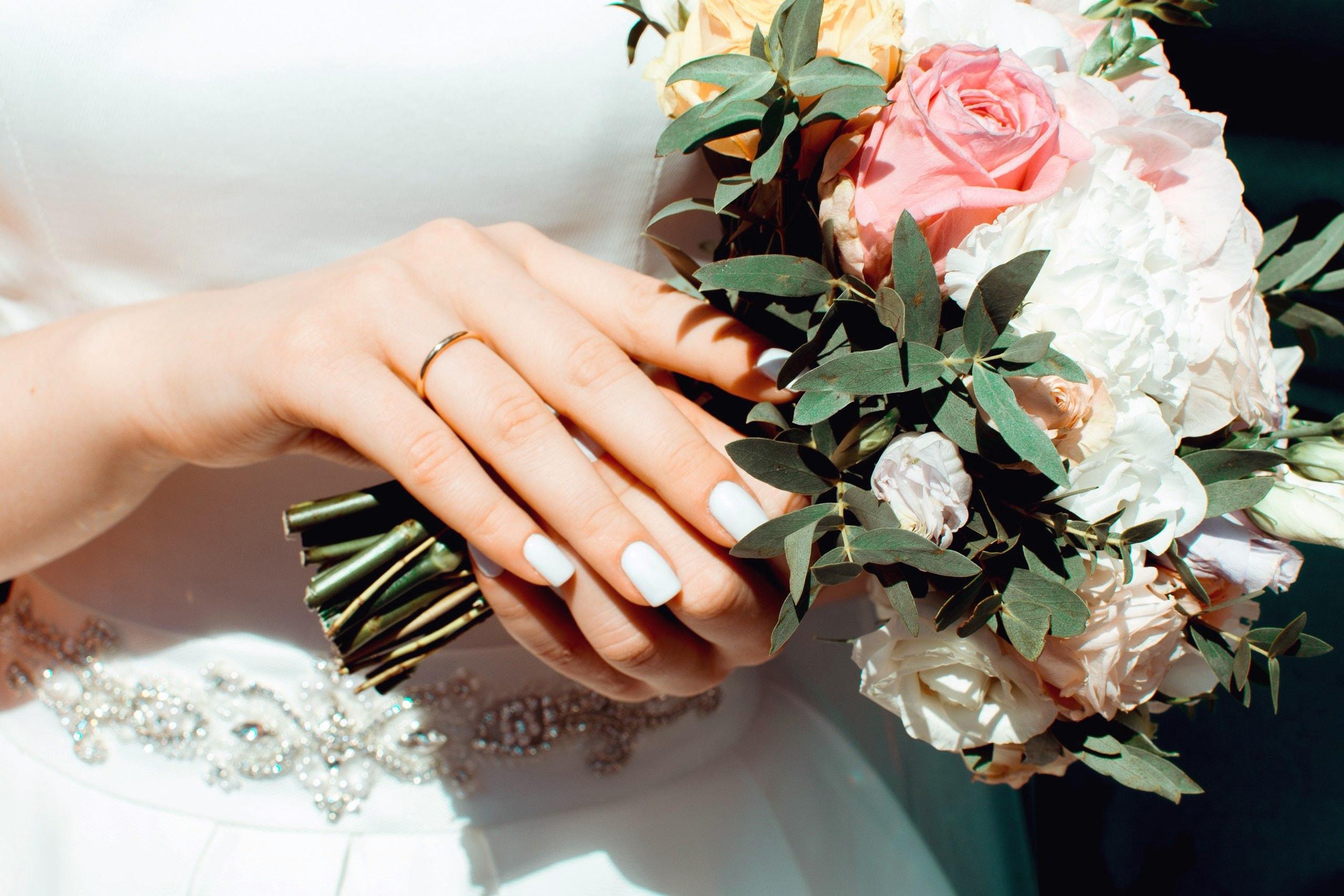 結婚報告ハガキを自分で作る!自作・作成のコツや事例をまとめました