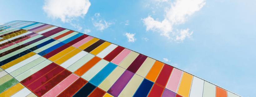 баннер 100 цветовых сочетаний