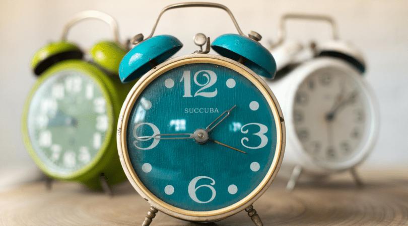 organisation-productivite- canva - 10 habitudes matinales
