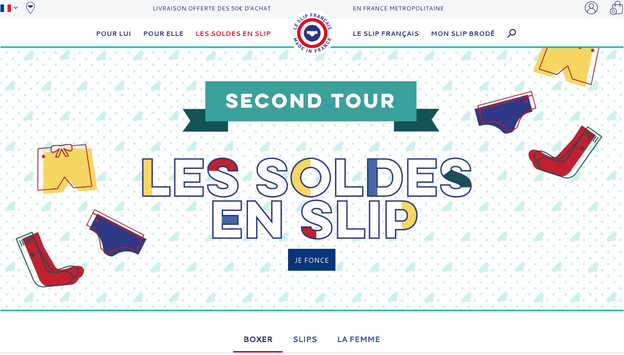 canva - entreprise - motivation - le slip français