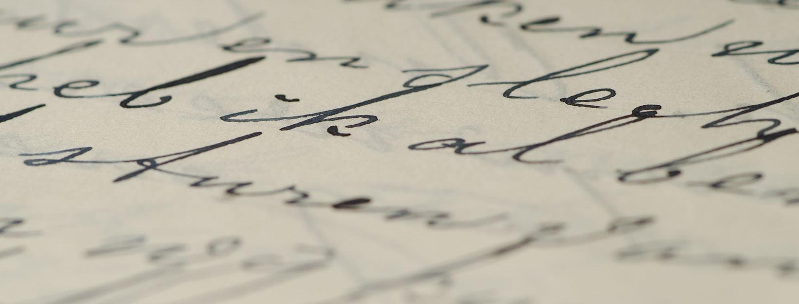 Kostenlose schöne Schriftarten als Blickfang