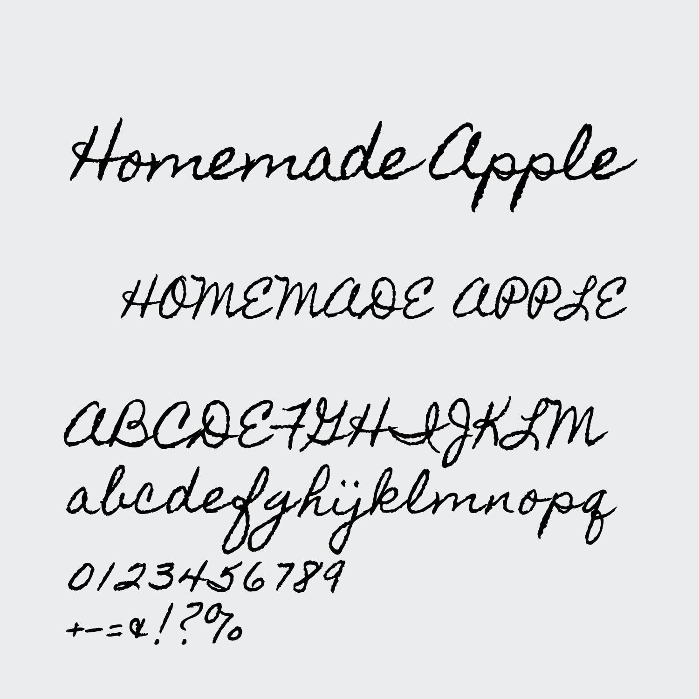 Die 14 Schonsten Handschriften Fonts Zum