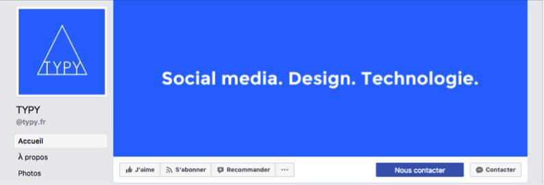 canva - facebook - marketing
