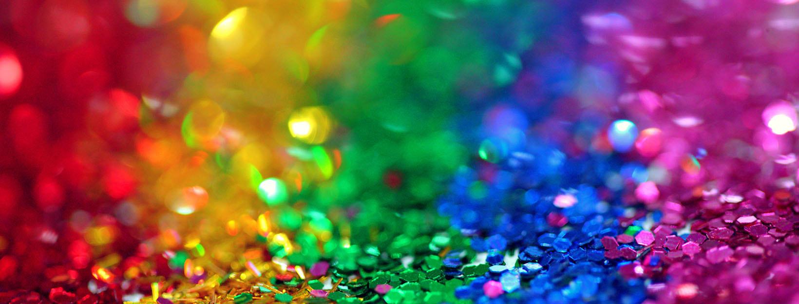 Bunte Farben und ihre Bedeutung