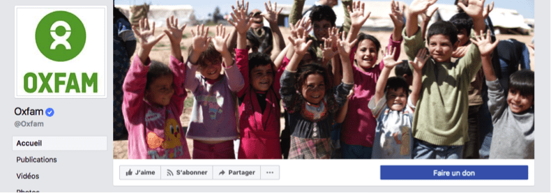 canva - facebook - marketing - ong