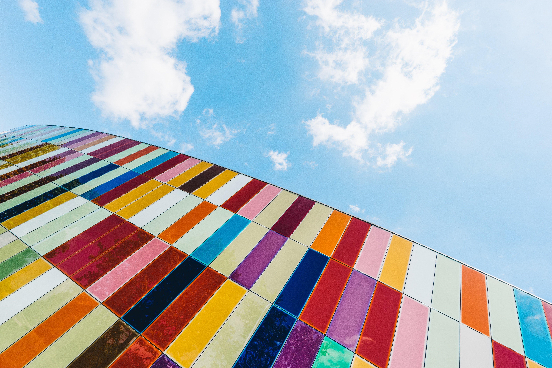 canva - associer les couleurs - graphisme - design