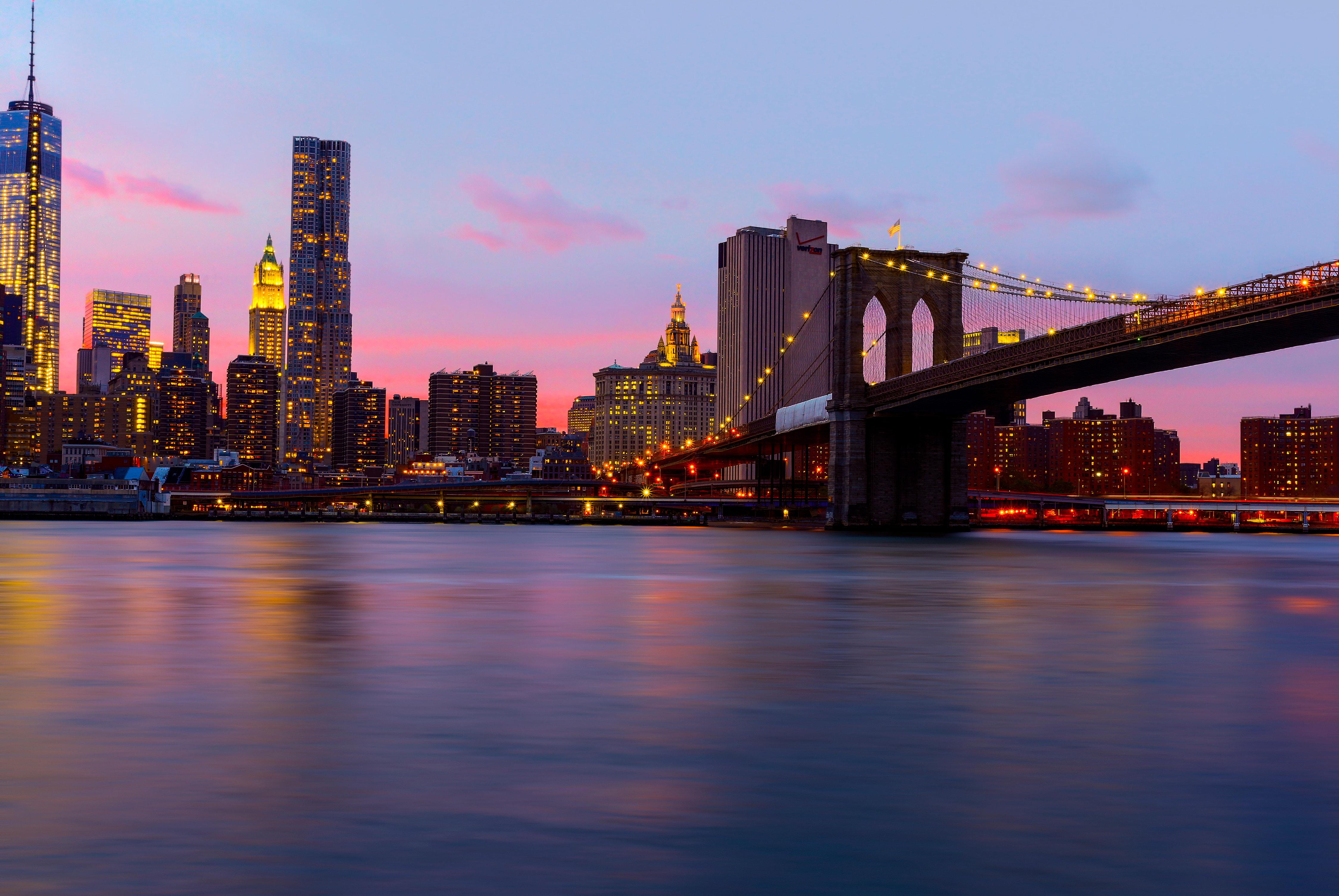 Lebenslauf auf Englisch schreiben: New York Skyline