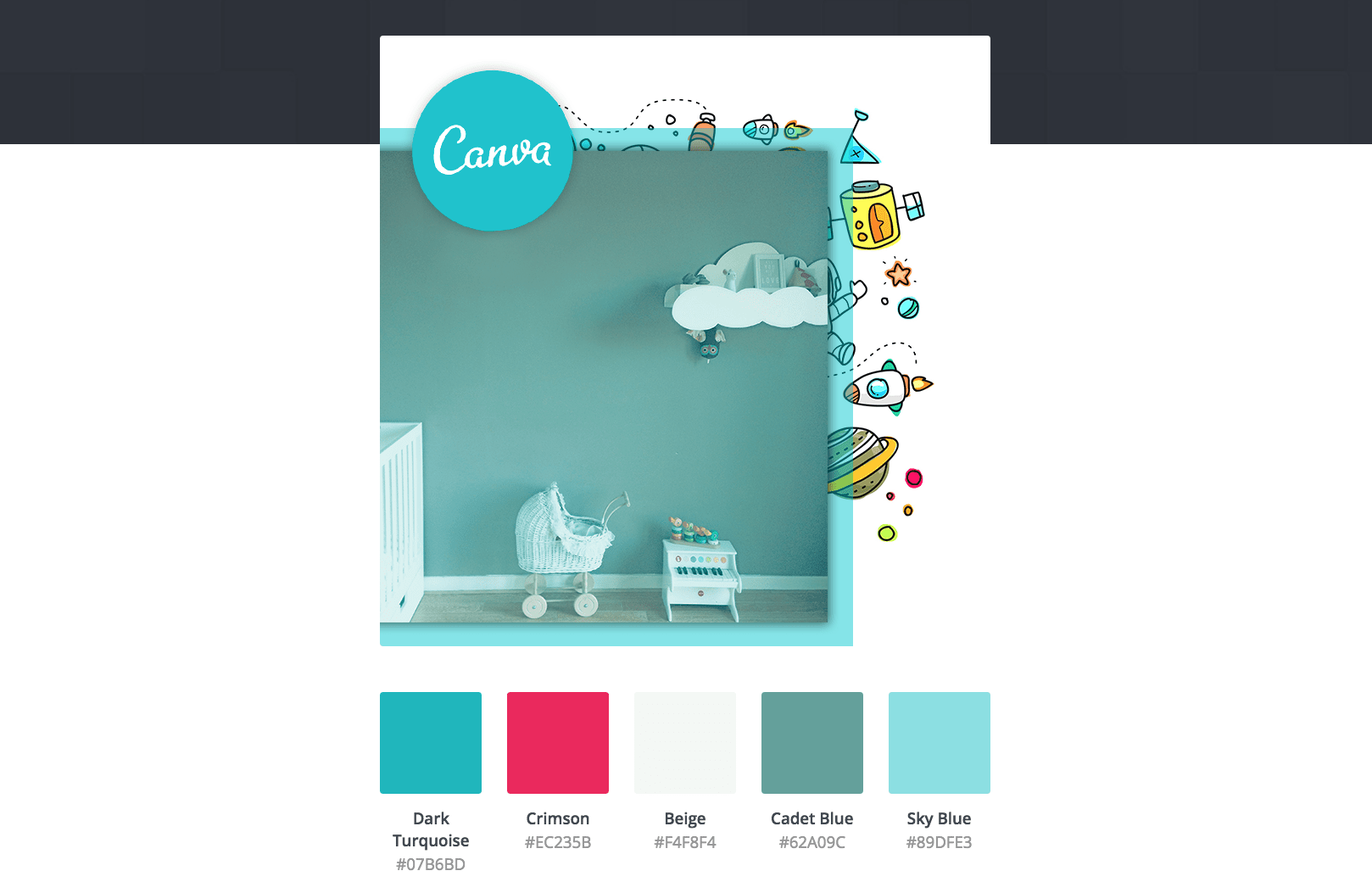 color palette canva