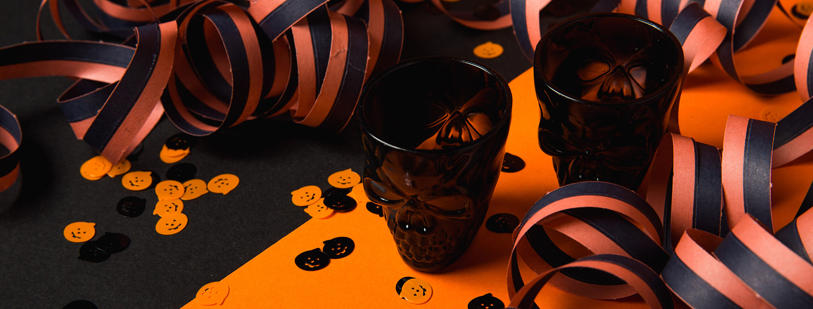 Einladung zur Halloween-Party