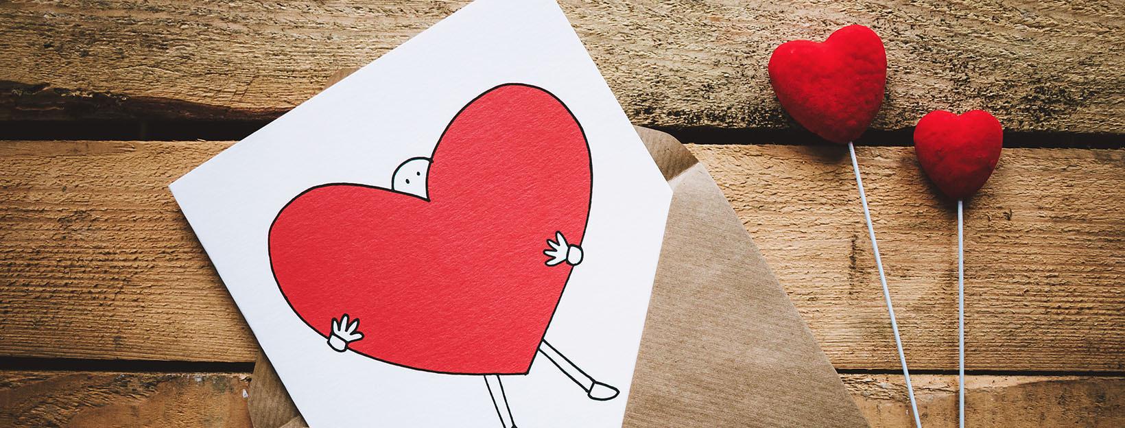Glückwunschkarten zur Hochzeit und mehr selbst gestalten