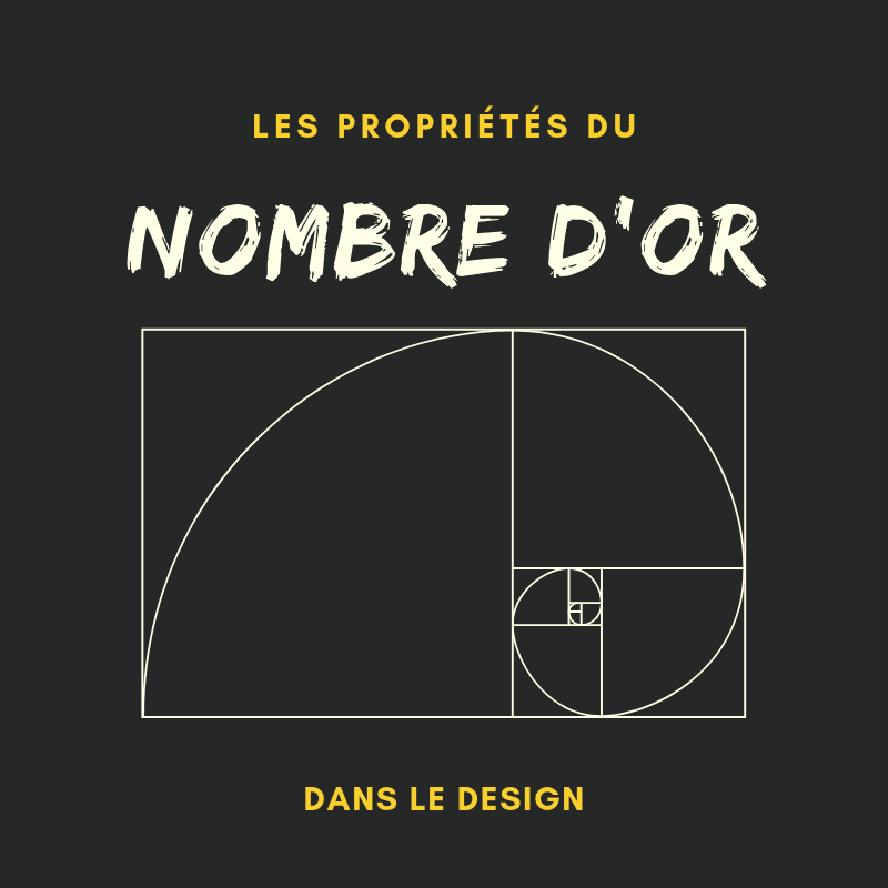Le Nombre D Or Et Ses Propriétés Dans Le Design Canva