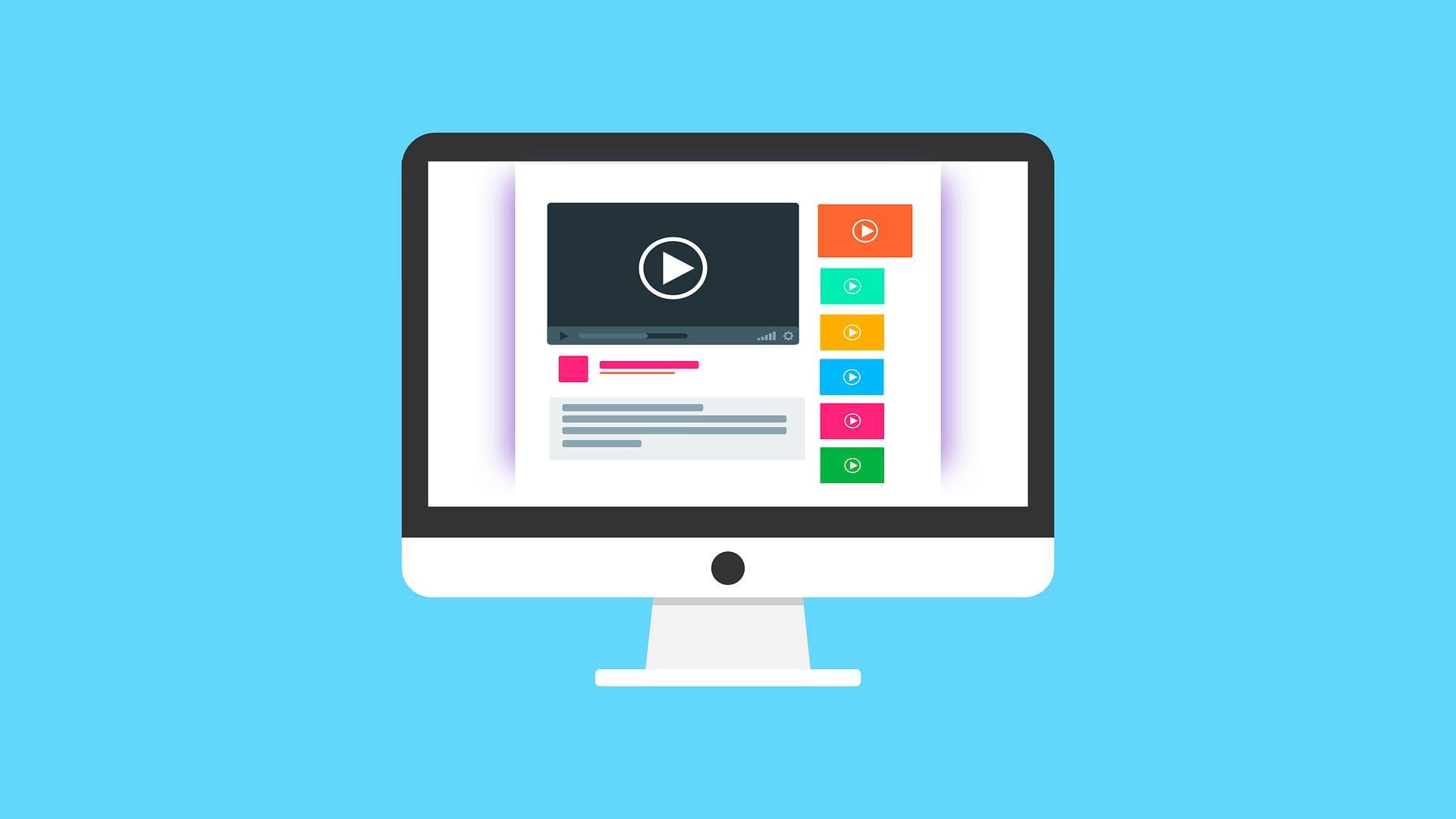 canva, banniere youtube, video, graphisme
