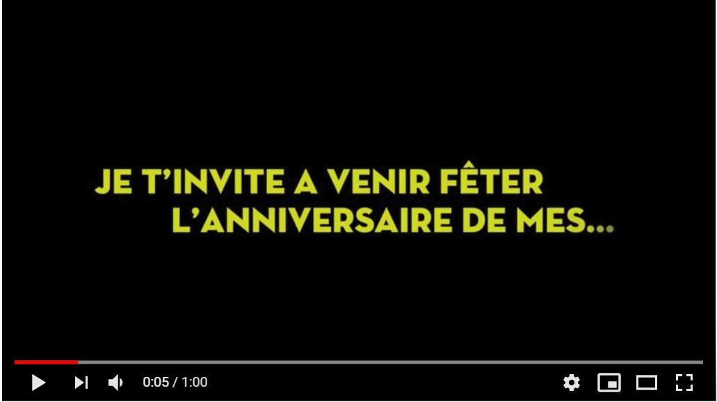 30 Modeles D Invitations D Anniversaire Originales Canva