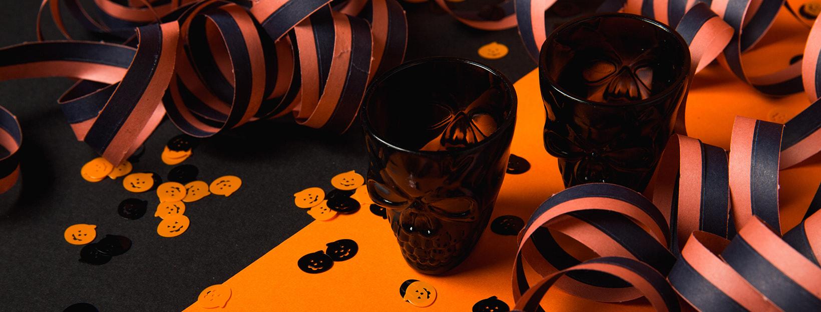 картинки на хэллоуин баннер