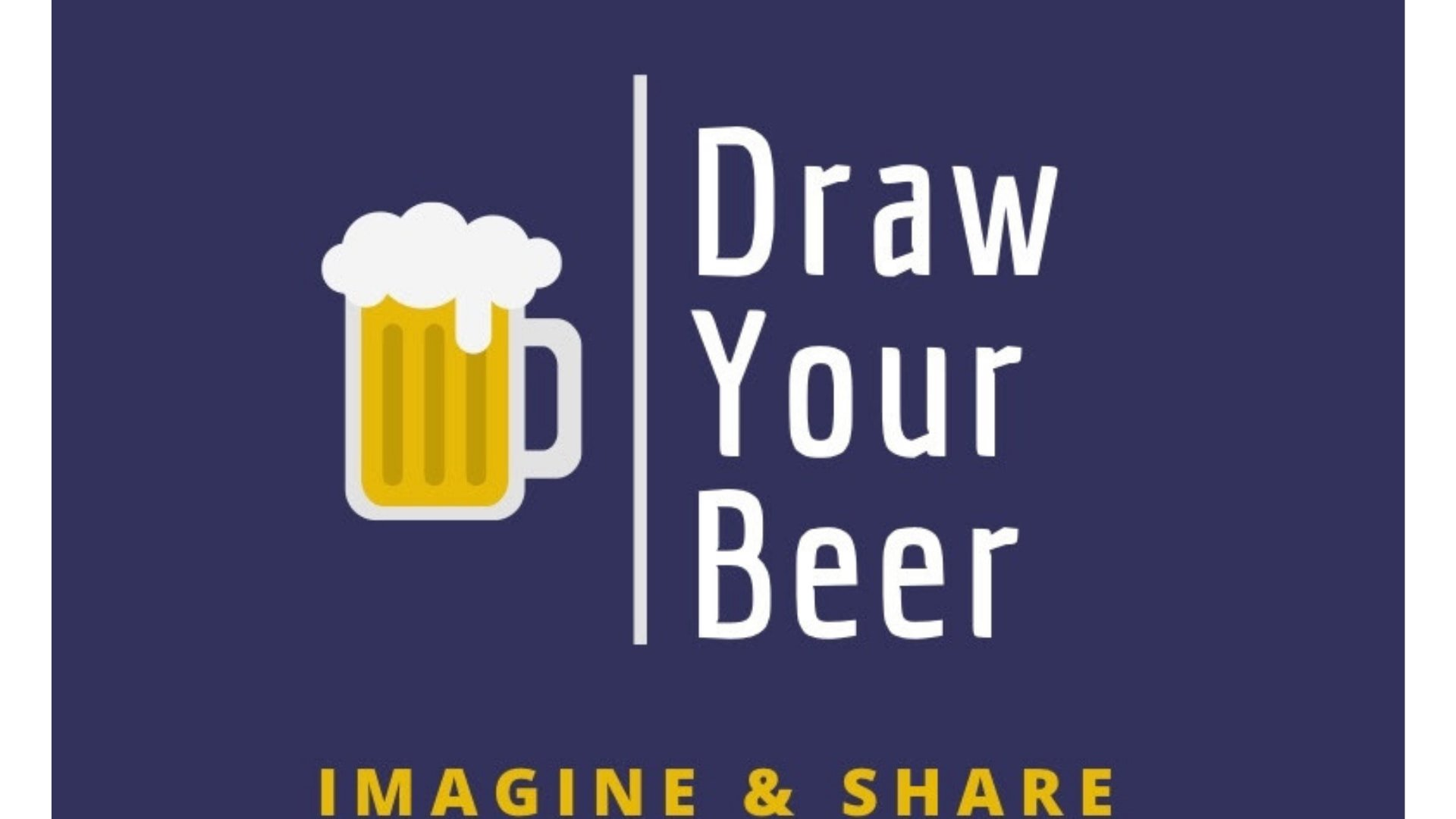 canva, draw your beer