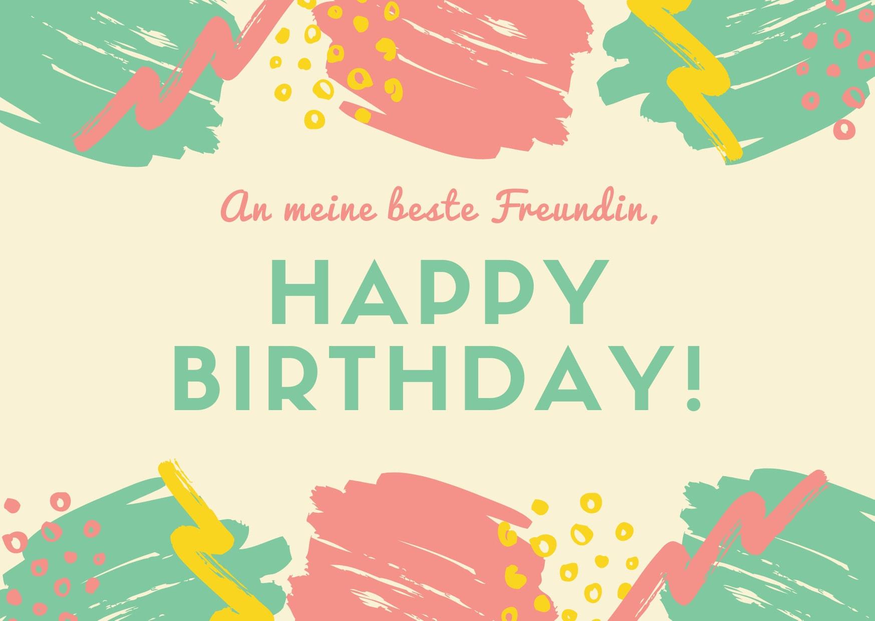 Geburtstagskarten gestalten gratis drucken