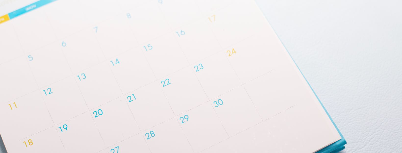 Kalender-Tipps für produktives Arbeiten