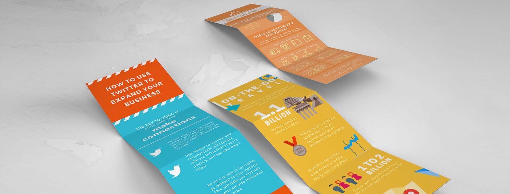 Canva Vorlagen für Infografik