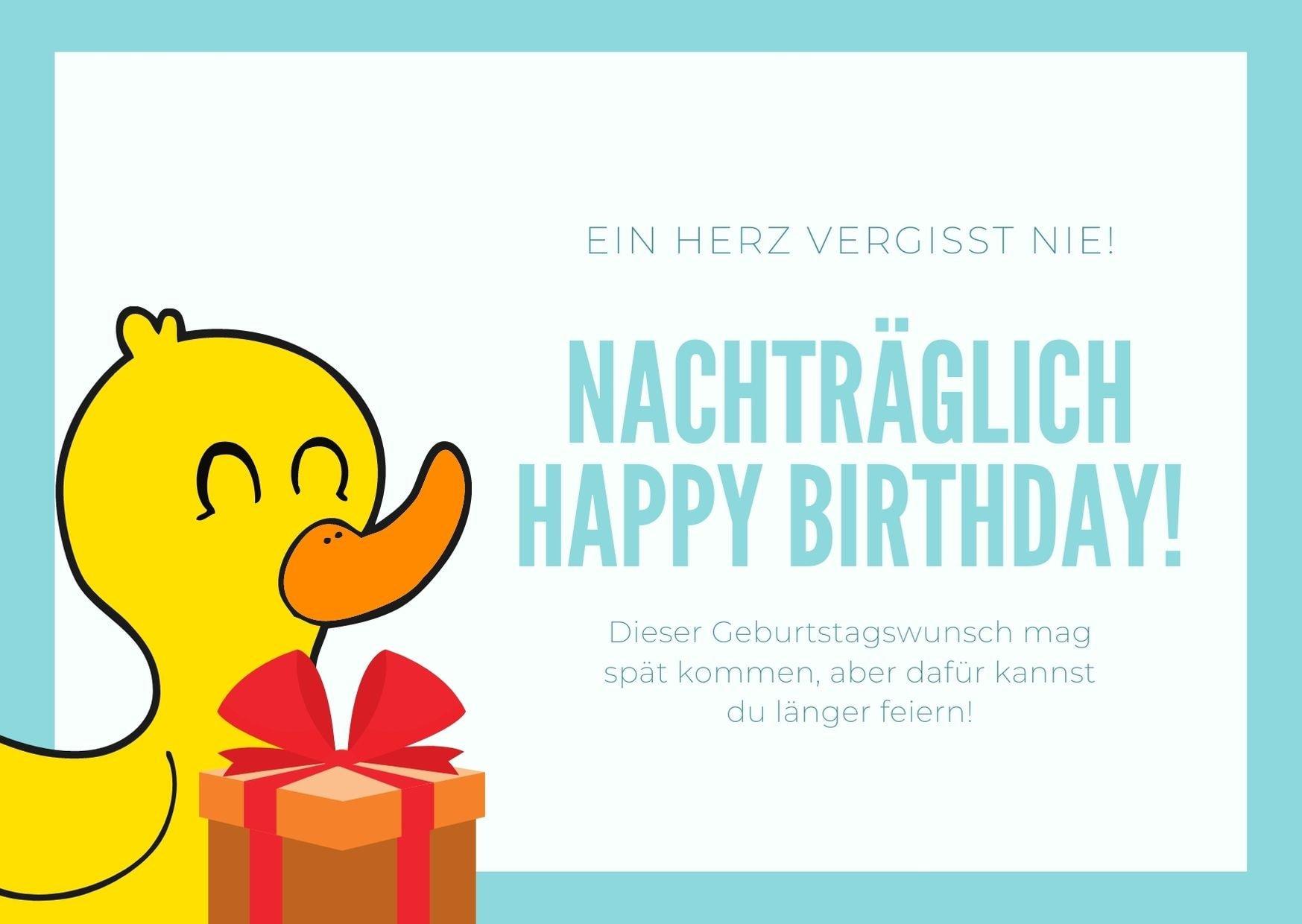 Geburtstag vergessen ich habe deinen Geburtstag vergessen: