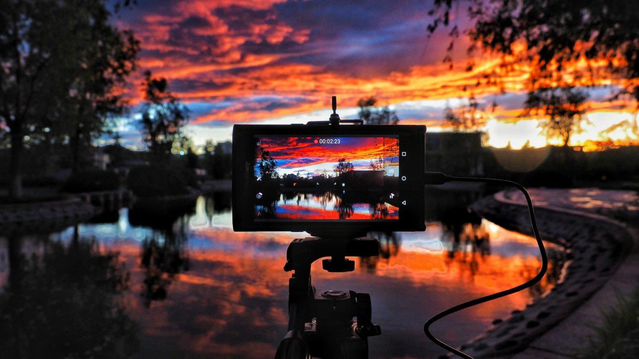 приложение для фотографий баннер