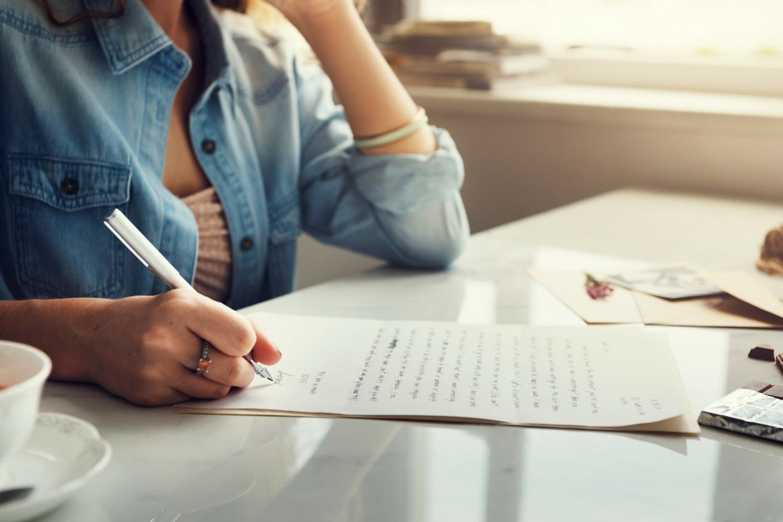 Escribe lo que te gusta