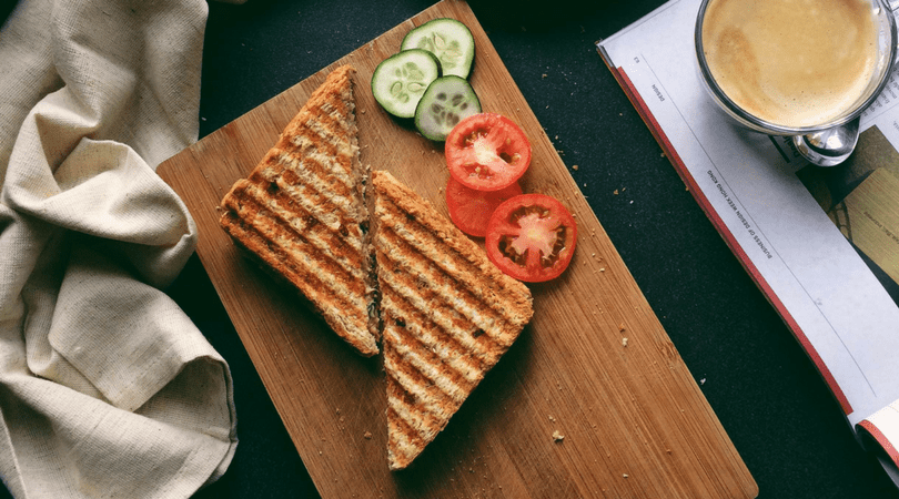 Come un sándwich