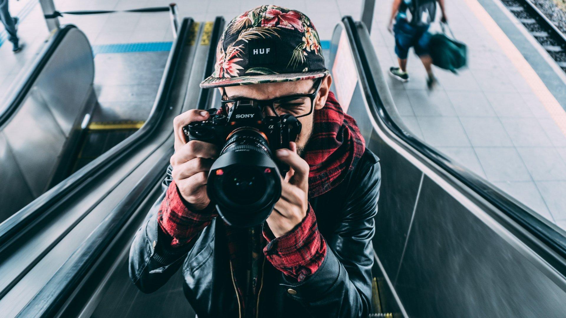 fotógrafos mexicanos jóvenes