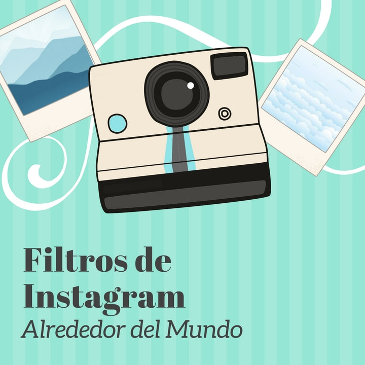 Filtros populares de instagram
