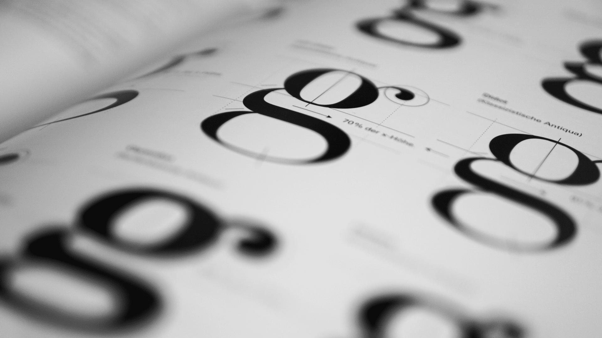 60 Fuentes Gratuitas Para Diseños Minimalistas