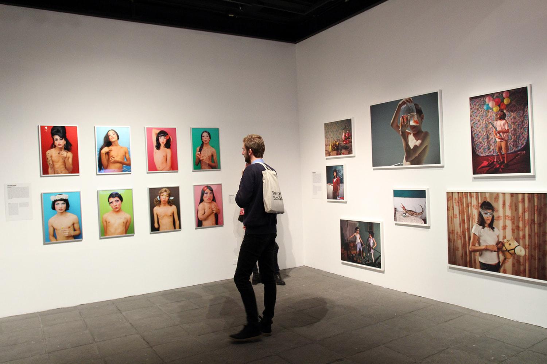 Exposición Develar y detonar