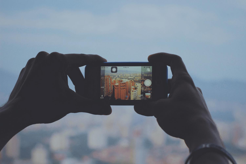 Explorar el mundo a través de la fotografía