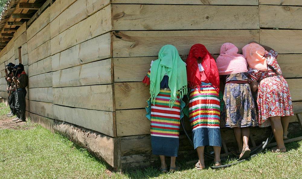 Mujeres chiapanecas