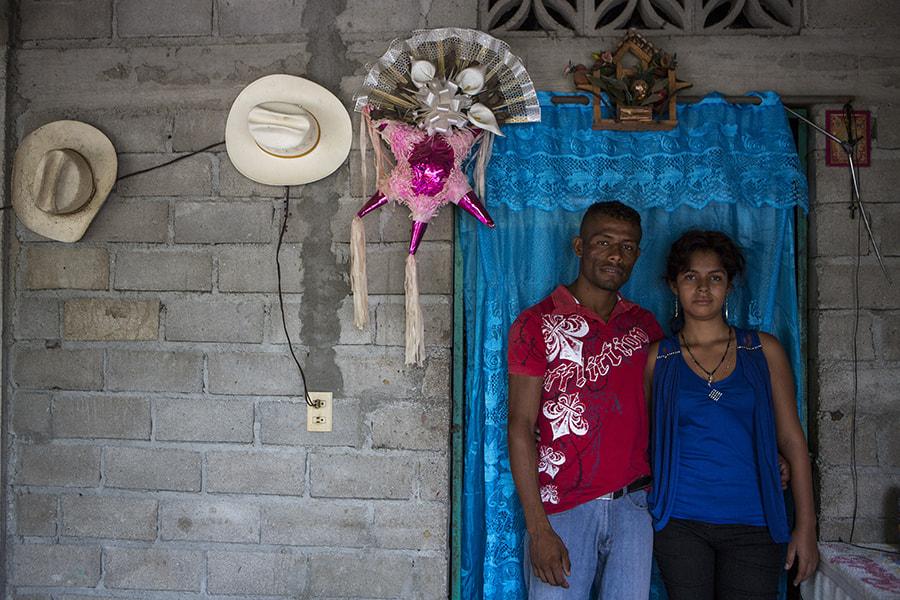 Mariana Peña y Roberto Carlos Medina, de Oaxaca