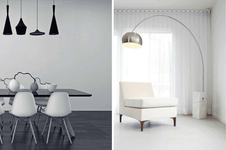 Fotos elegantes de interiorismo