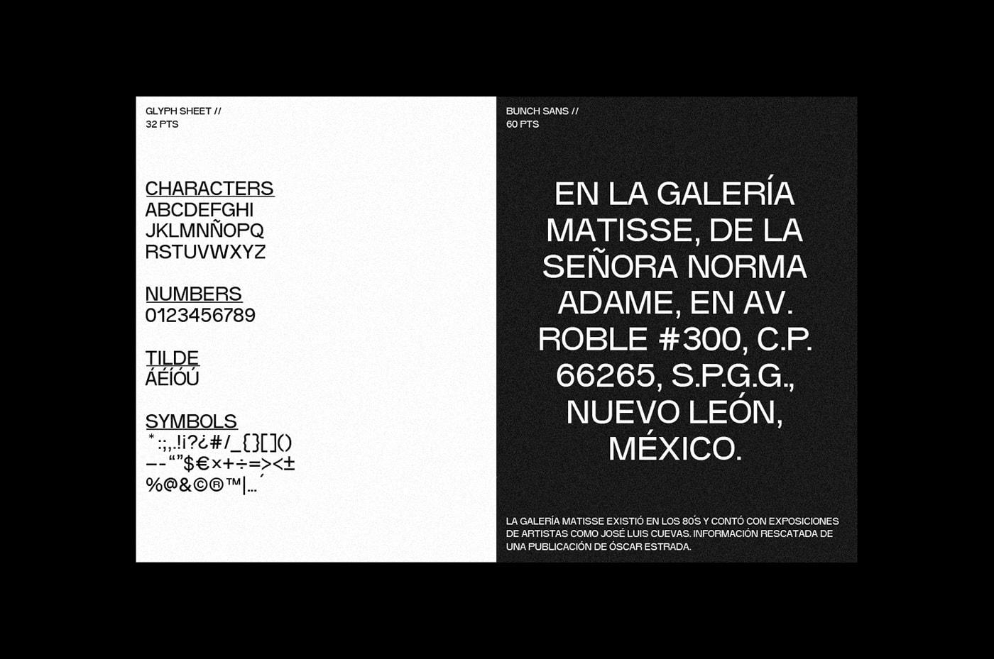 Tipógrafos mexicanos - Sergio Martínez
