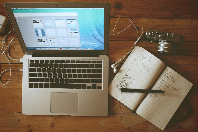 Blogger y Wordpress son herramientas que puedes usar para crear tu propio blog