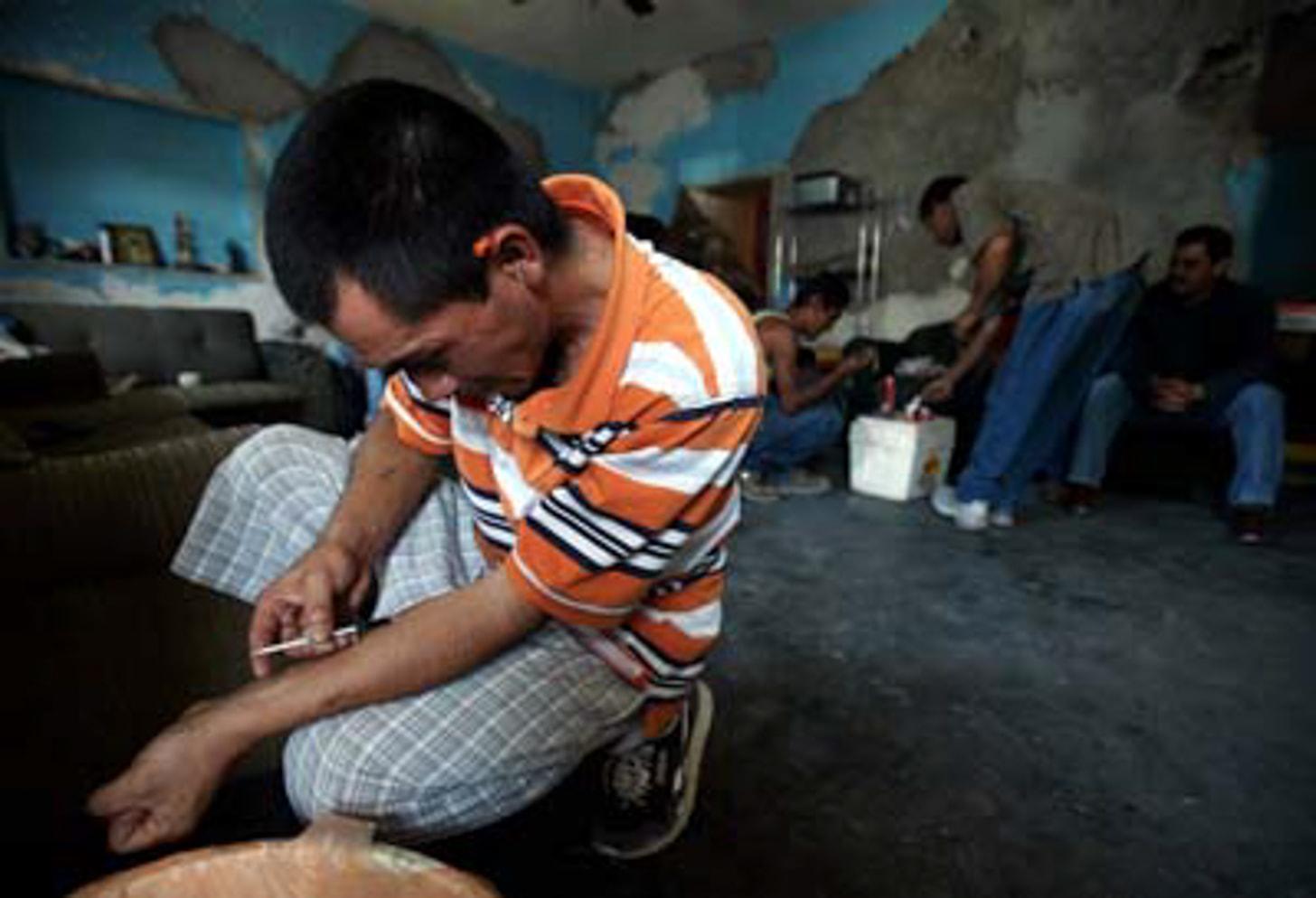 Los picaderos de Juárez, por Germán Canseco