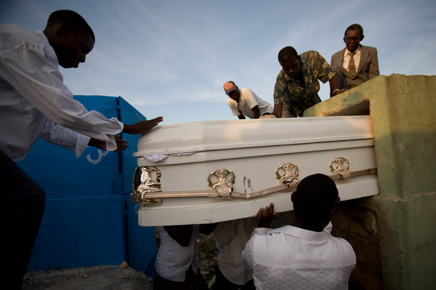 Haití, un año después, por Alejandro Saldívar