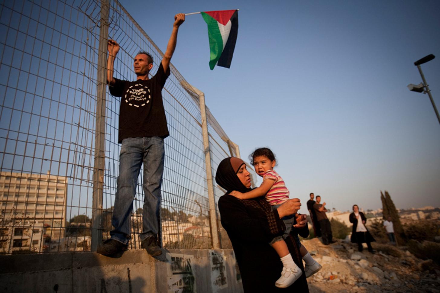 Palestina. Historias del asedio, por Alejandro Saldívar