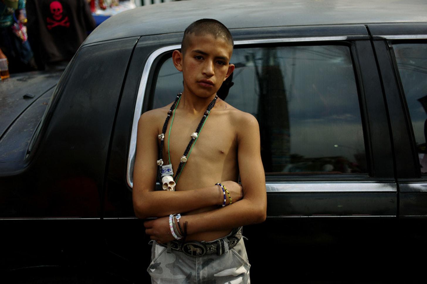 Tepito, barrio bravo, por Adriana Zehbrauskas