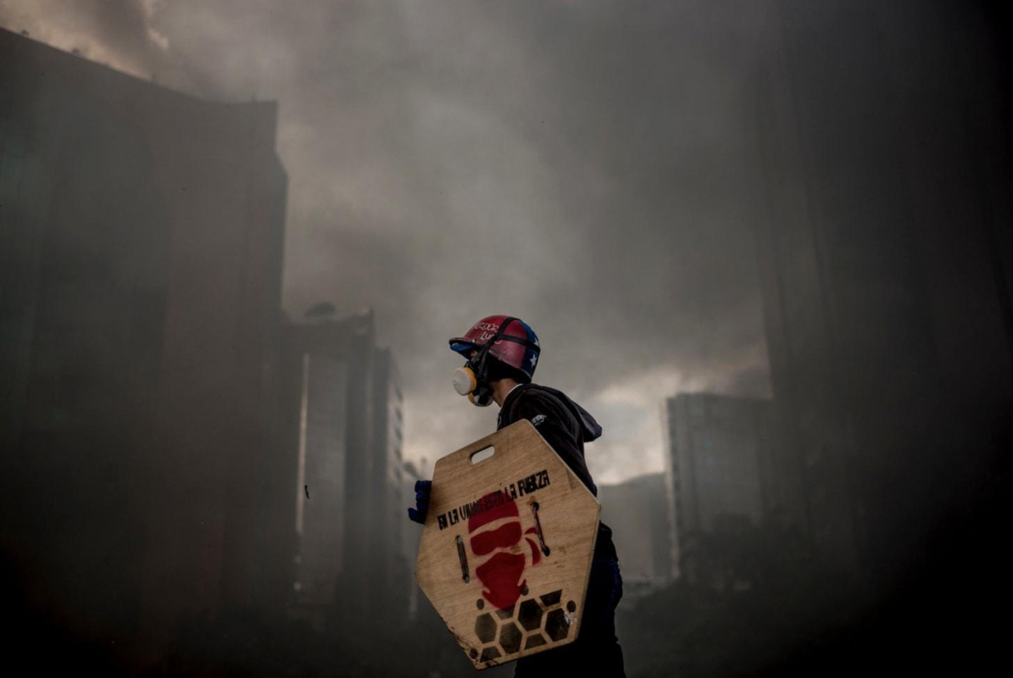 Lost battle, por Alejandro Cegarra