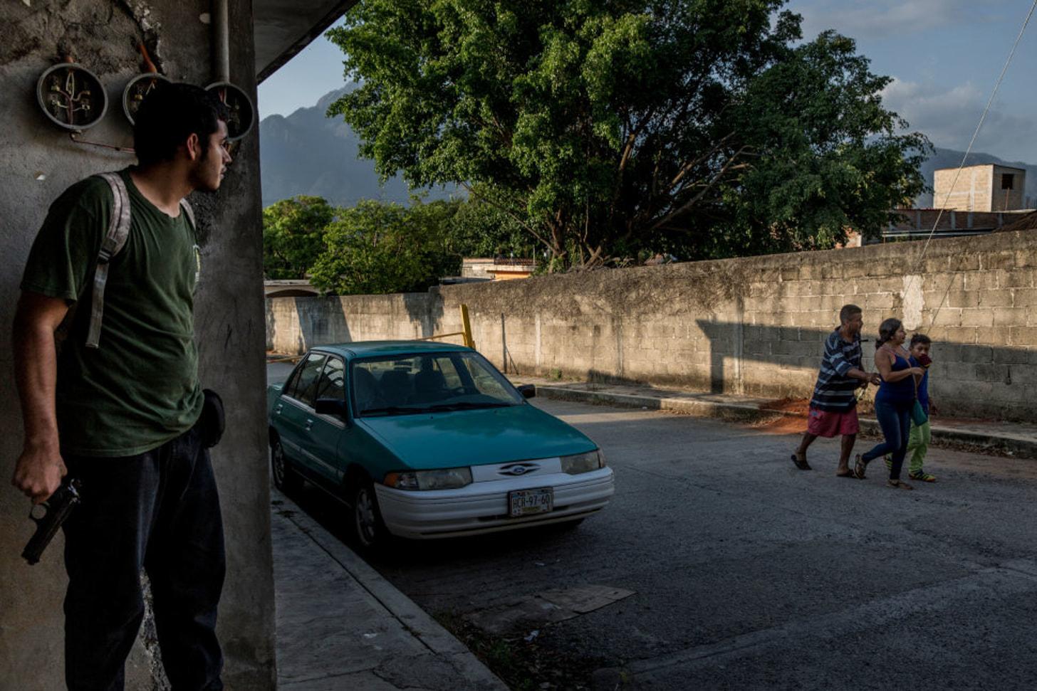 Guerrero, México, por Alejandro Cegarra