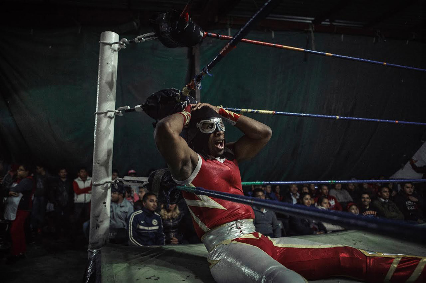 Lucha extrema, por Annick Donkers