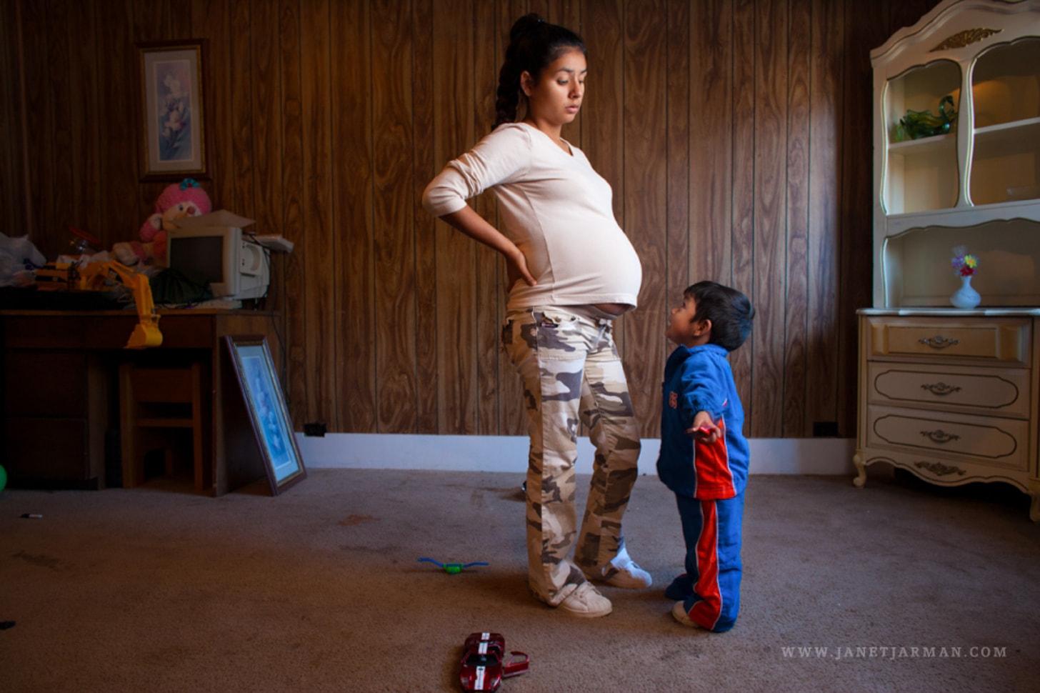 Marisol y el sueño americano, por Janet Jarman