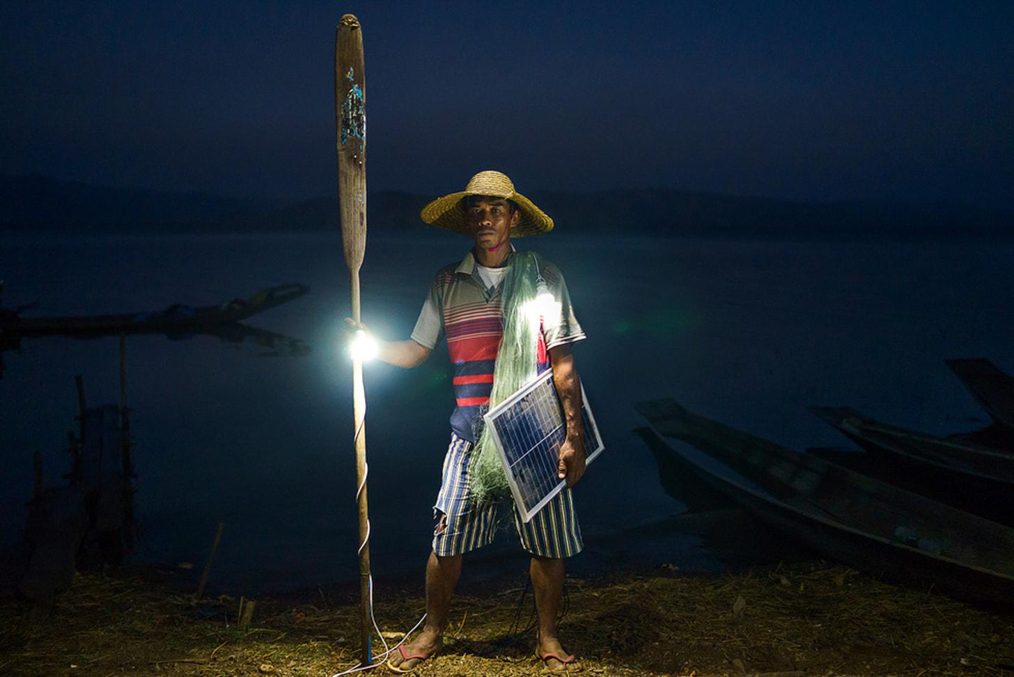 Retratos solares, por Rubén Salgado