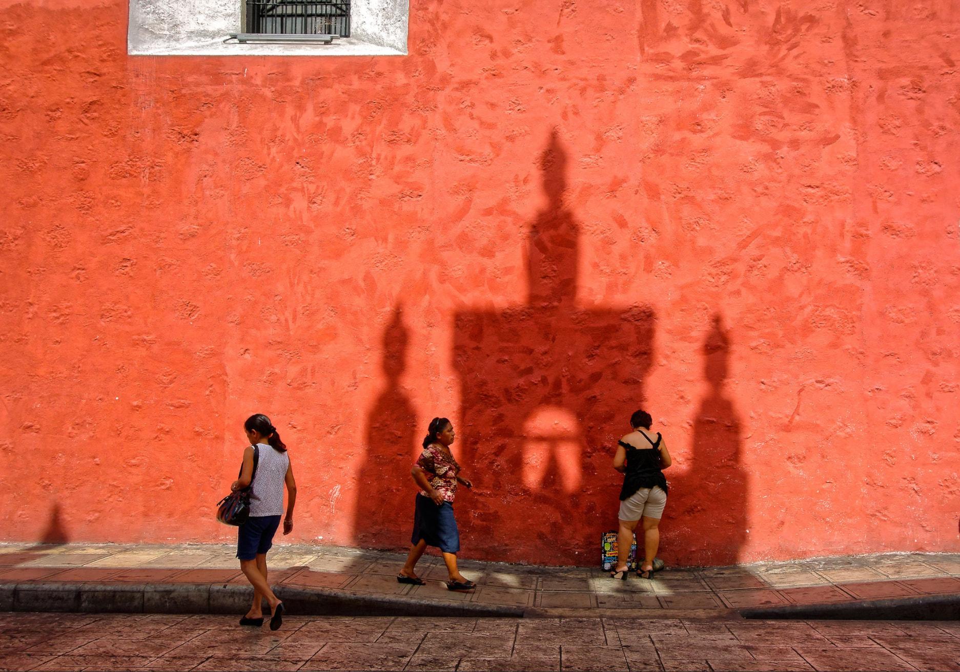 Urban Landscape Mexico, por Yolanda Andrade