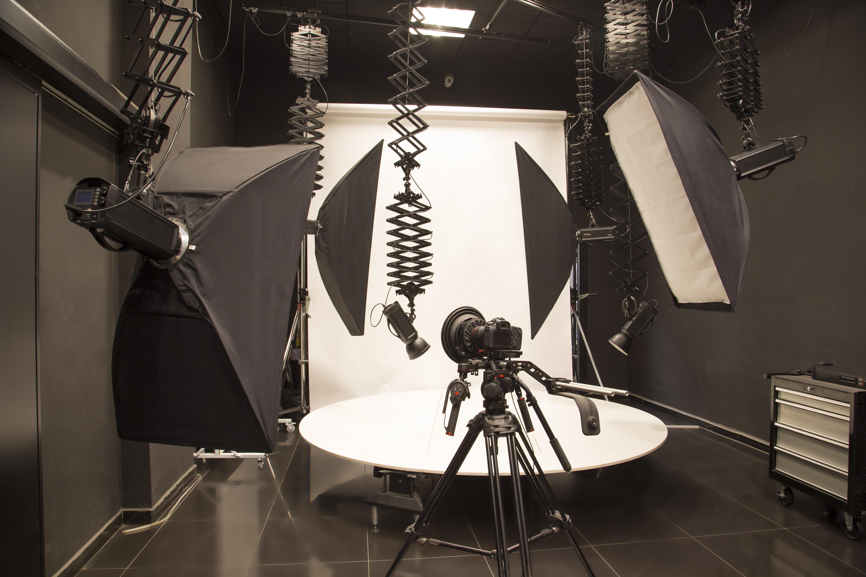 Arma tu estudio para foto de producto